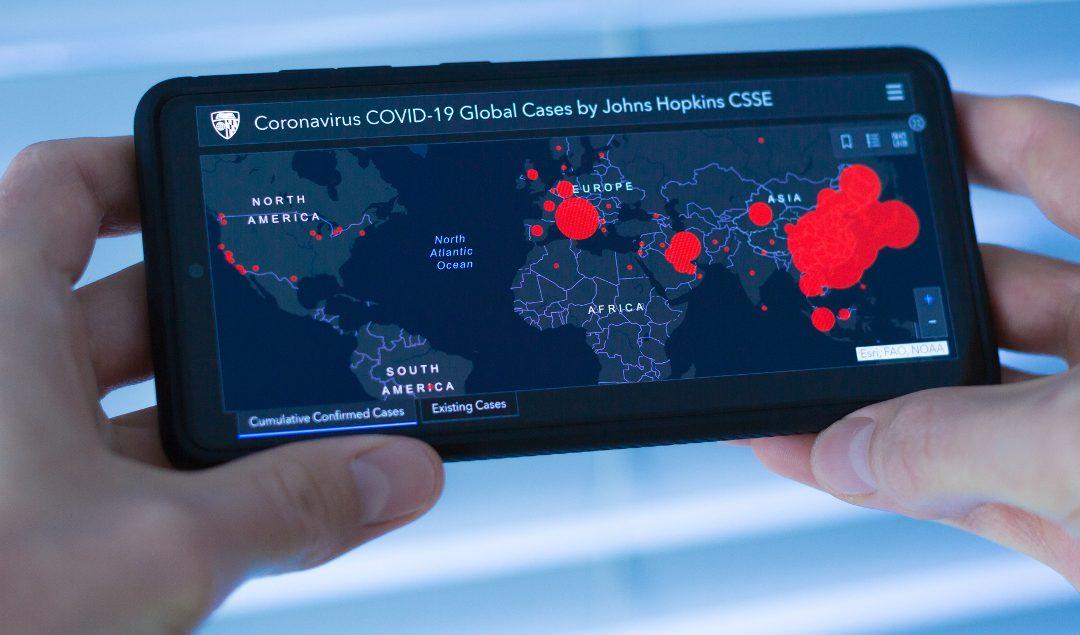 Asistencia COVID-19, aspectos de derecho digital