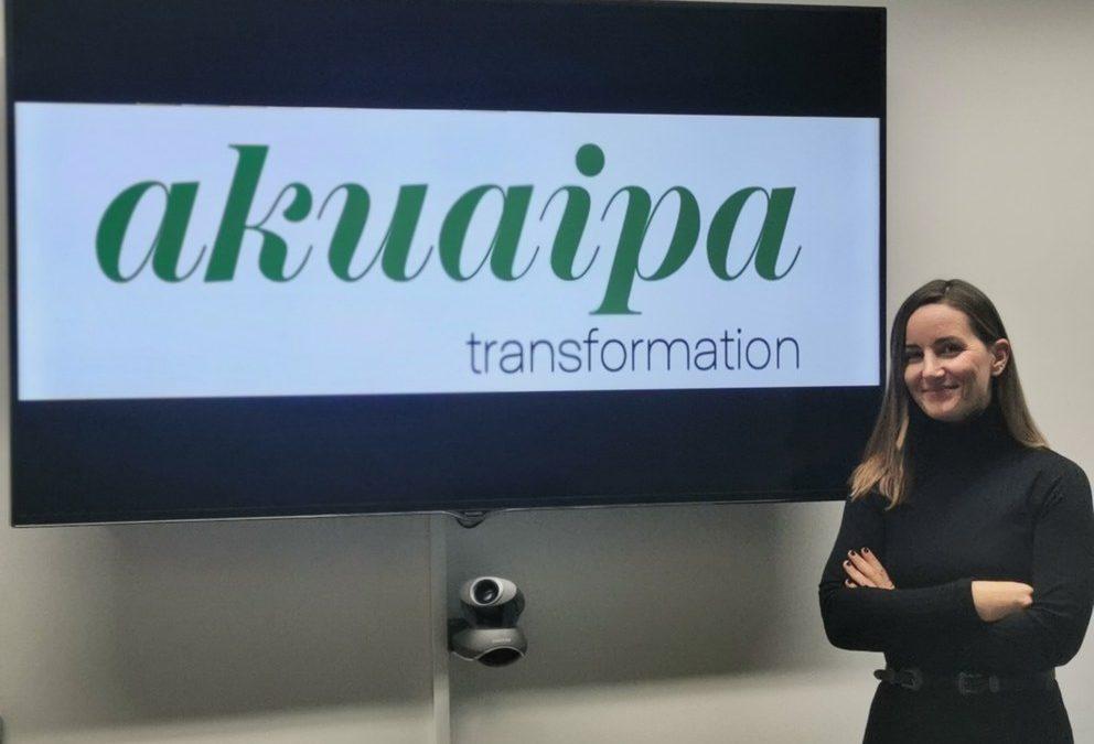 Akuaipa Transformation, la apuesta por la sostenibilidad de LKS Next