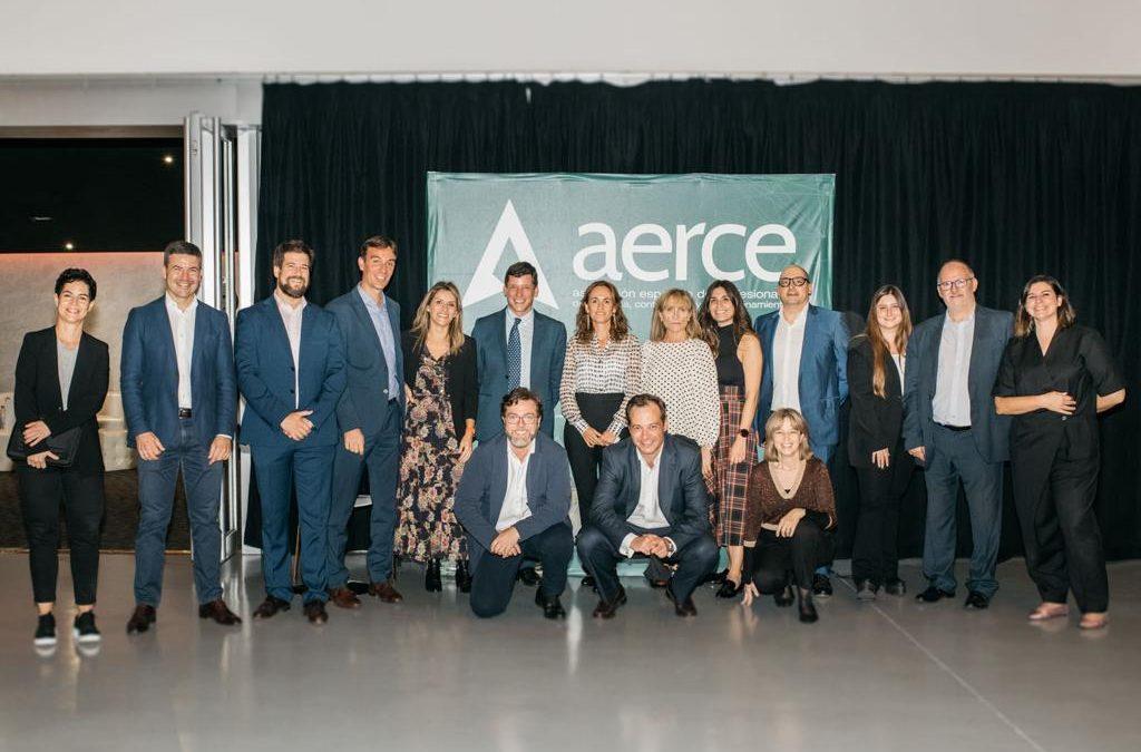 Presentes en el XXIV CONGRESO DE AERCE 2021 a través de Gonzalo Fornos (Vicepresidente Nacional de AERCE, Presidente de AERCE Euskadi y Director de Procurement & Operations en LKS Next)